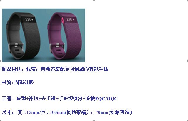 watchband F  C