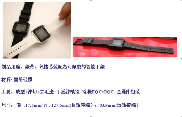 watchband P  C