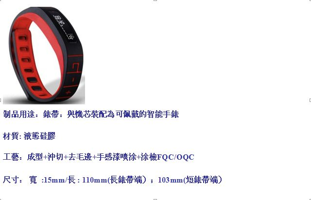 watchband Q  C